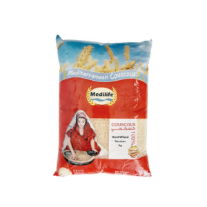 Hard Wheat Couscous 1 kg