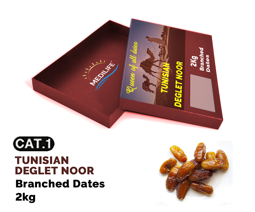 branched dates