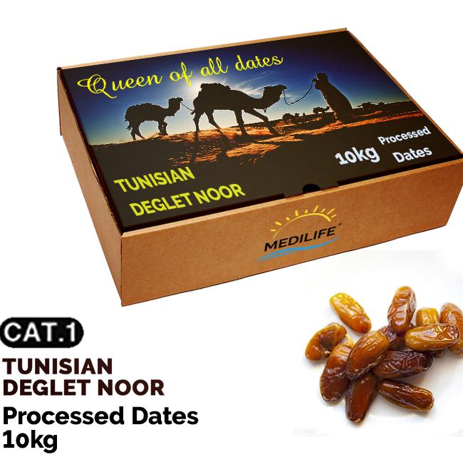 Processed dates 10kg