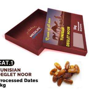 processed dates 1kg