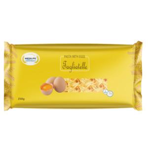 eggs tagliatelle